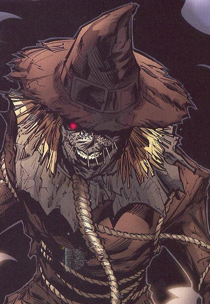 Scary-Scarecrow