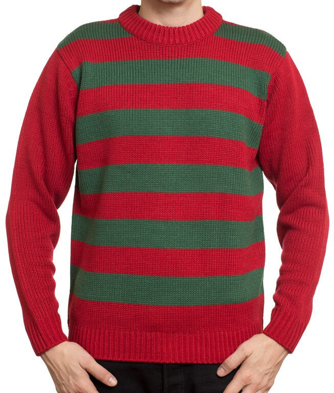 10 Ugly Christmas Sweaters every horror fan MUST have! - Tom ...