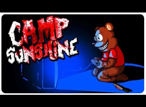 Welcome to Camp Sunshine Horror Video Game