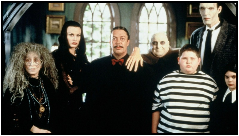 Tim Curry The Adams Family