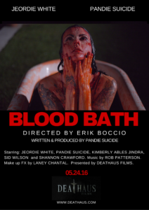 BLOOD BATH Poster 2