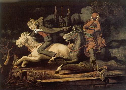 The Legend of Sleepy Hollow, by Irving Washington