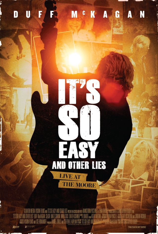 It's So Easy and Other Lies Duff McKagan