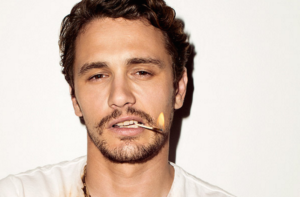 Drunken Fireworks James Franco
