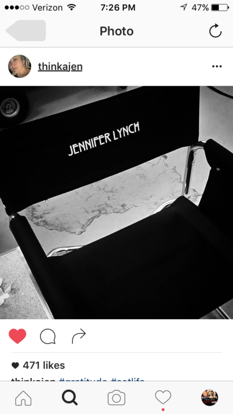 American Horror Story Jennifer Lynch