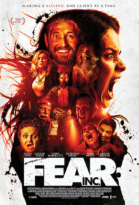 Poster for FEAR, INC.