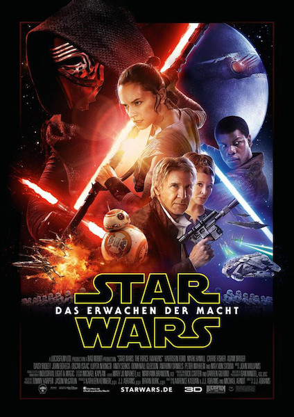 Star-Wars: THE FORCE AWAKENS