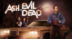 Stars Key Art Ash vs Evil Dead