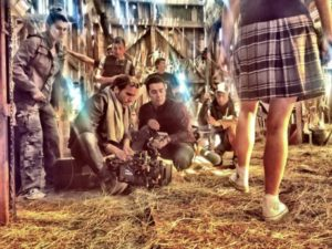 Leatherface Behind-The-Scenes Video