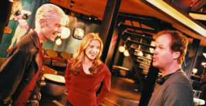 "Joss on ""Buffy"" (Google Images)"