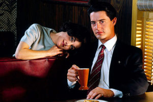 Sherilyn Fenn and Kyle MacLachlan in Twin Peaks - Digital Spy (via Google Images)