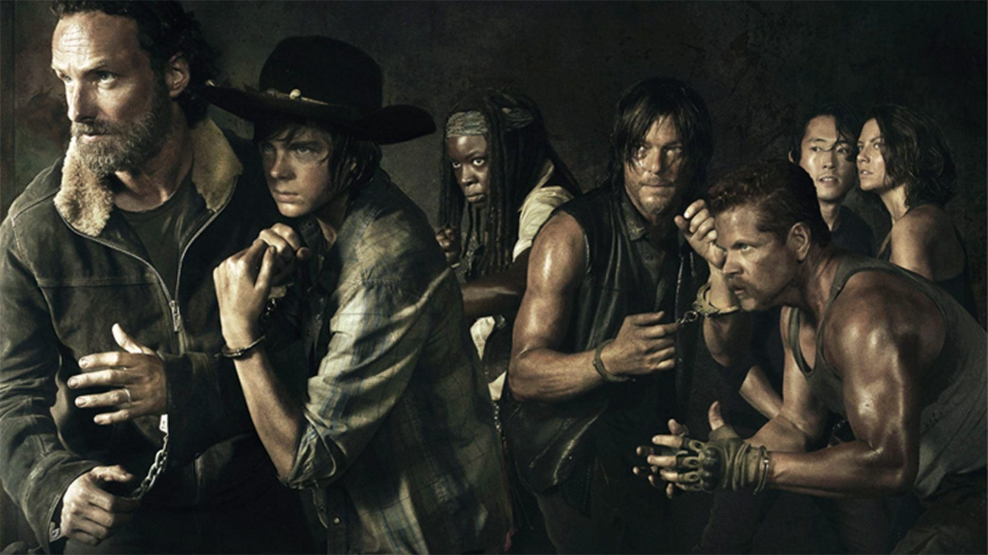 Favorite behind the scenes moments from the walking dead favorite behind the scenes moments from the walking dead voltagebd Choice Image