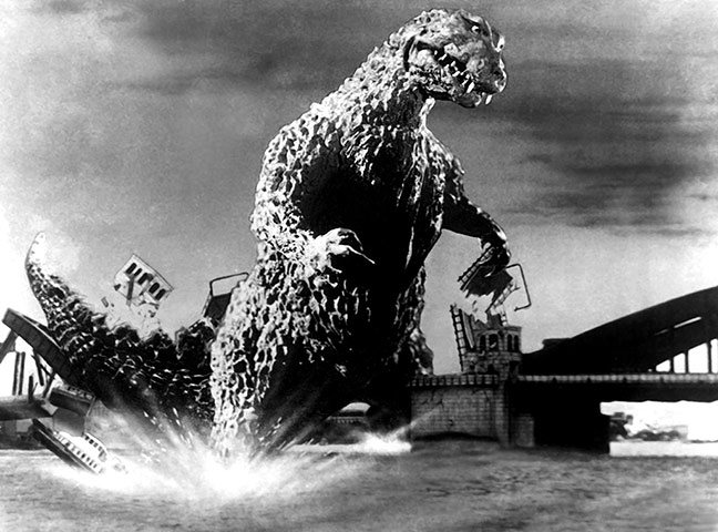 AP Interview: Japan's 'Godzilla' director wants to surprise