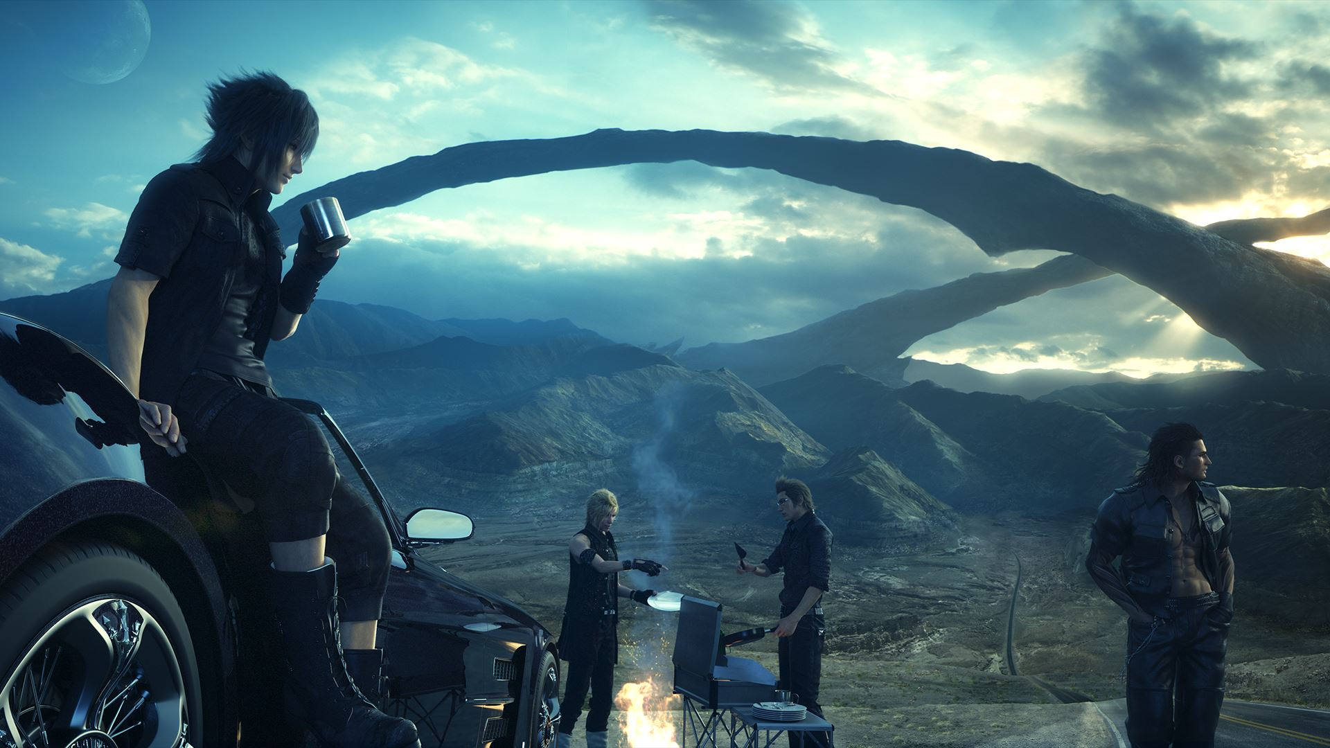 Is 'Final Fantasy XV' Worth Your Mind And Money: | Game