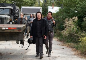 The Walking Dead Josh McDeritt