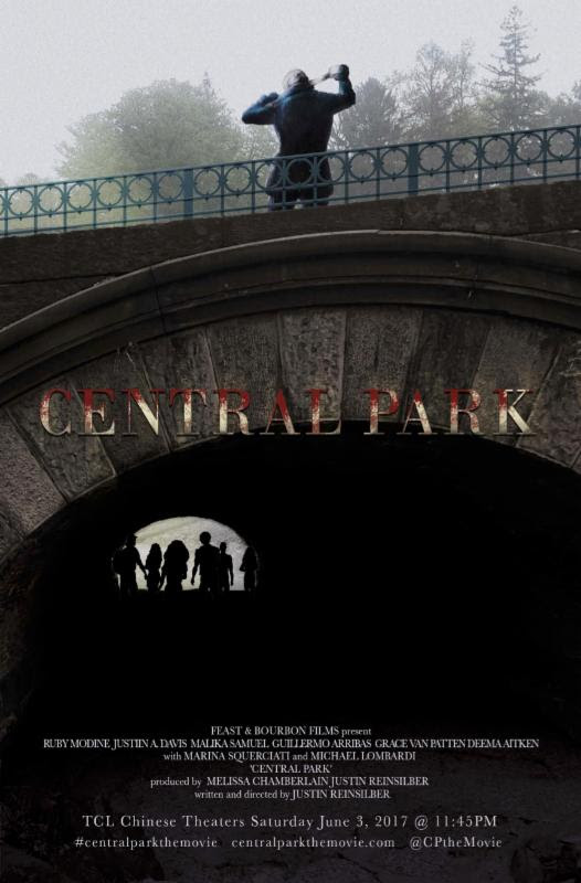 Central Park Horror Movie