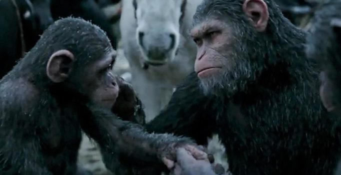 War For The Planet Of The Apes Fathers Day Teaser