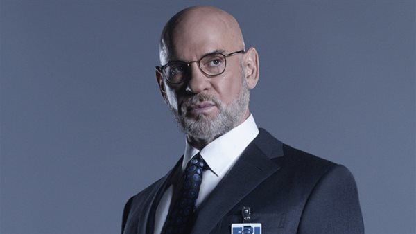 X-Files MItch Pileggi