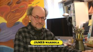 James Warhola Garbage Pail Kids