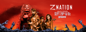 Z Nation on SyFy - Season 4