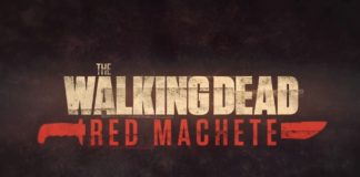 The Walking Dead - Red Machete